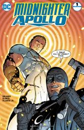 Midnighter and Apollo (2016-) #1