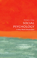 Social Psychology  A Very Short Introduction PDF