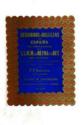 Recuerdos y bellezas de España: obra destinada á conocer sus monumentos y antigüedades, Volumen 11