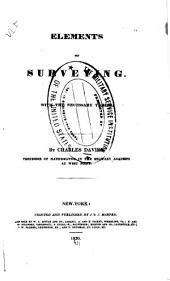 Elements of surveying: with the necessary tables