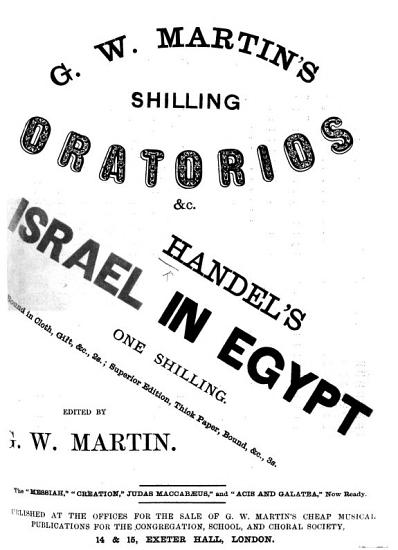 Israel in Egypt PDF