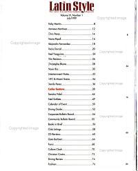 Latin Style PDF
