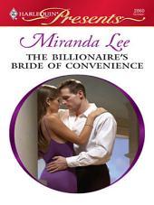The Billionaire's Bride of Convenience: A Billionaire Romance