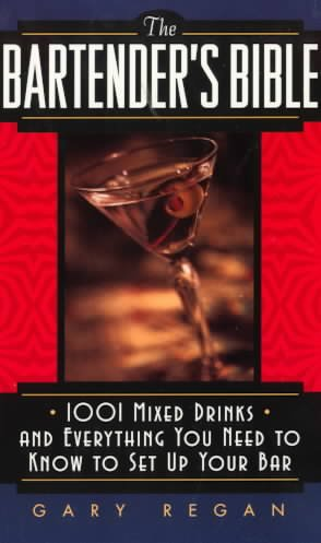 The Bartender s Bible