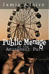 Public Menage At The Amusement Park