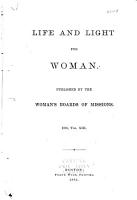 Life and Light for Woman PDF