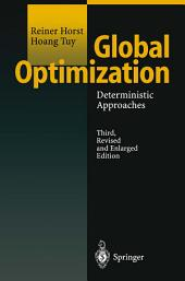 Global Optimization: Deterministic Approaches, Edition 3
