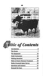 Review of U.S. Department of Agriculture's Enforcement of the Animal Welfare Act, Specifically of Animals Used in Exhibitions