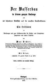 Handbuch der ingenieur-wissenschaft: Band 4