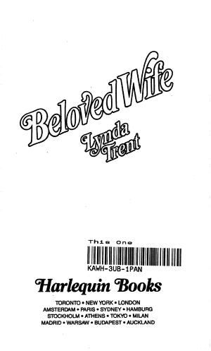 Beloved Wife PDF