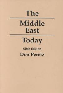 The Middle East Today Book