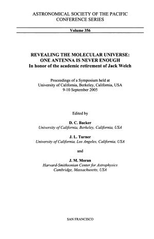 Revealing the Molecular Universe PDF