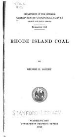 Rhode Island Coal