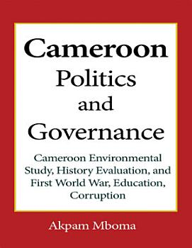 Cameroon Politics and Governance PDF