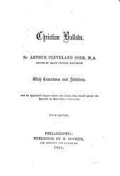 Christian Ballads
