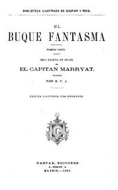El Buque fantasma: obra escrita en inglés