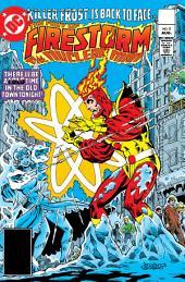 The Fury of Firestorm (1982-) #3
