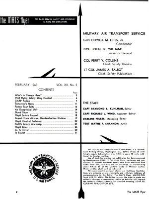 The MATS Flyer PDF
