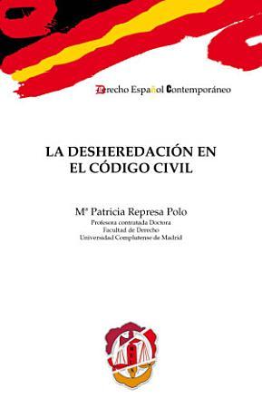 La desheredaci  n en el C  digo Civil PDF