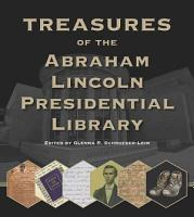 Treasures of the Abraham Lincoln Presidential Library PDF