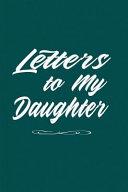Daddy Daughter Journal