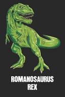 Romanosaurus Rex