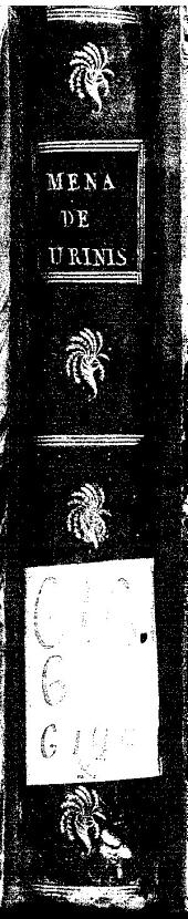 Claudii Galeni De pulsibus ad Tyrones liber