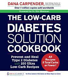 The Low Carb Diabetes Solution Cookbook Book PDF