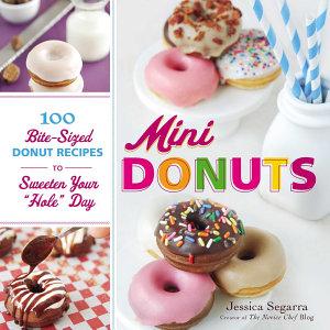 Mini Donuts Book