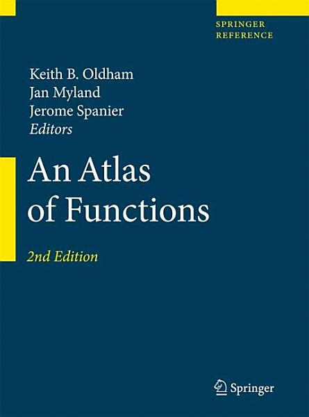 Download An Atlas of Functions Book