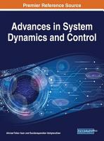 Advances in System Dynamics and Control PDF