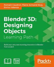 Blender 3D  Designing Objects PDF