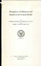 Mosquitoes of Okinawa and islands in the central Pacific
