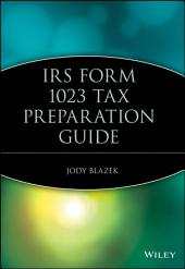 IRS Form 1023 Tax Preparation Guide