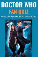Doctor Who Fan Quiz