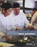 ServSafe Manager Book Standalone in Spanish PDF