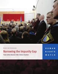 Narrowing The Impunity Gap Book PDF