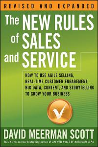 The New Rules of Sales and Service Book