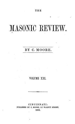 Masonic Voice Review