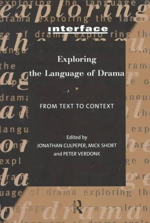 Exploring the Language of Drama PDF