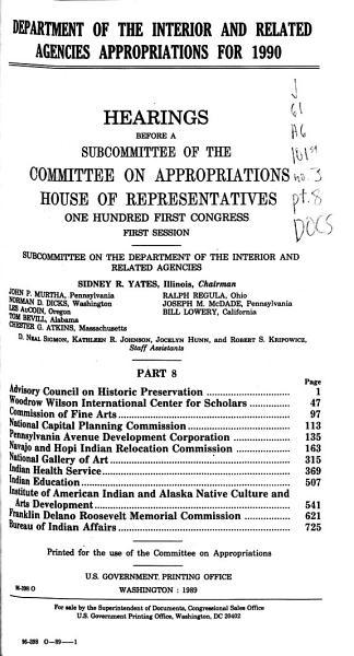 Advisory Council on Historic Preservation PDF