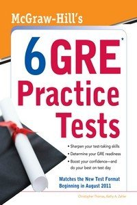 McGraw Hill s 6 GRE Practice Tests PDF