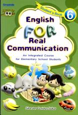 English For Real Comm.SD 6
