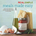 Real Simple  Meals Made Easy