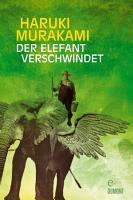 Der Elefant verschwindet PDF
