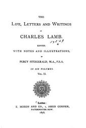 The Life, Letters, and Writings of Charles Lamb: Correspondence