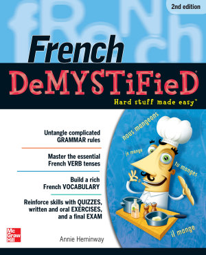 French DeMYSTiFieD  Second Edition PDF