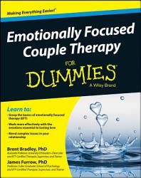 Emotionally Focused Couple Therapy For Dummies Book PDF