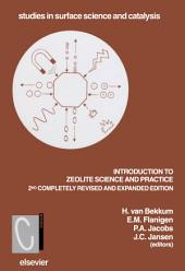 Introduction to Zeolite Science and Practice: Edition 2