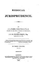 Medical Jurisprudence: Volume 2